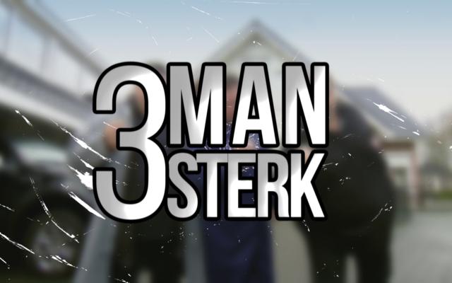 3 Man Sterk